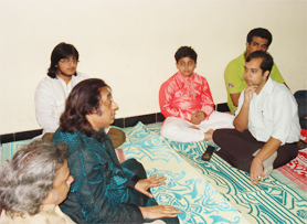 CLASSICAL MUSIC WORKSHOP on Dec 2011