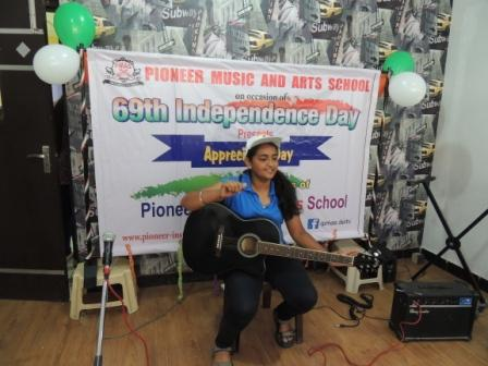 APPRECIATION DAY Held on 15/08/2015